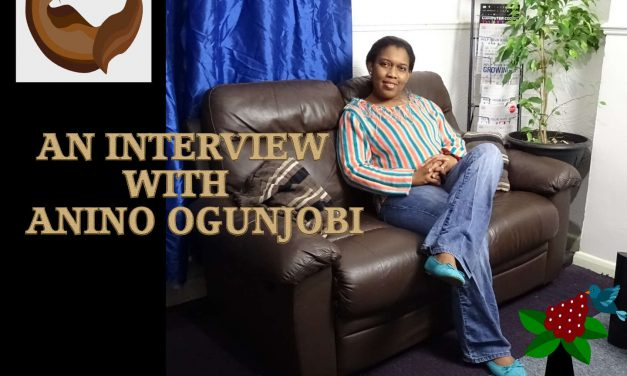 Crafters TV's interview with Anino Ogunjobi