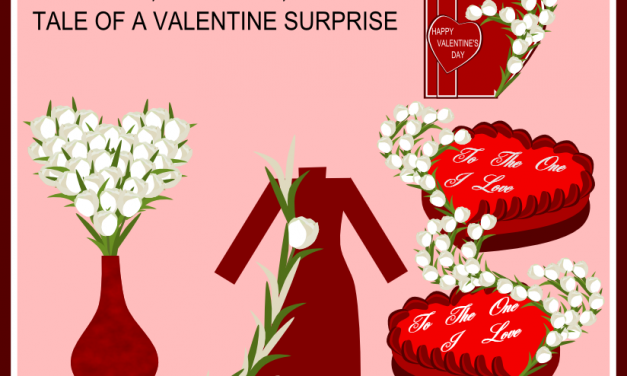 Reminisce of a Crafter: Tale of A Valentine Surprise