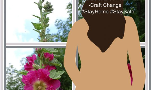 Reminisce of a Crafter: The LockDown Effect #StayHome #StaySafe