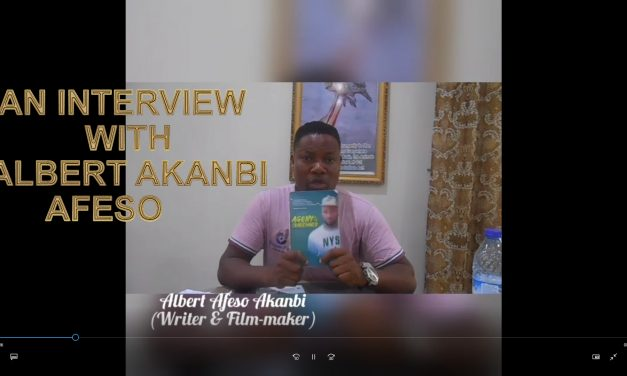 Crafters TV: Albert A. Akanbi is on Crafters TV Interview's 'Hot Seat'