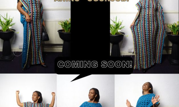Video: Crafters TV's Crochet Ruler Lace Kaftan by Anino 'Stratospheres' into Crafters TV YouTube