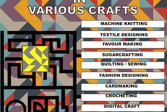 Gaming: Interweaving Games (digital and physical) in Various Crafts Docuseries by Anino Ogunjobi is coming to Crafters TV